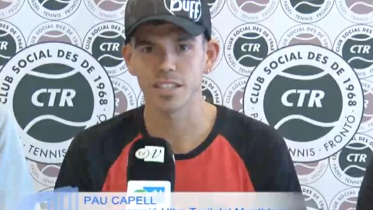 3a edició de la cursa Vine a córrer amb Pau Capell