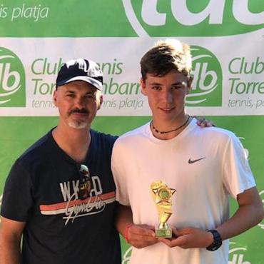 Alex Noguera campeón – 6º Circuito Promesas de la Delegación de Tarragona de la FCT,