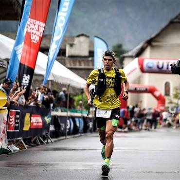 Pau Capell gana el Ultra Trail del Mont Blanc 2019